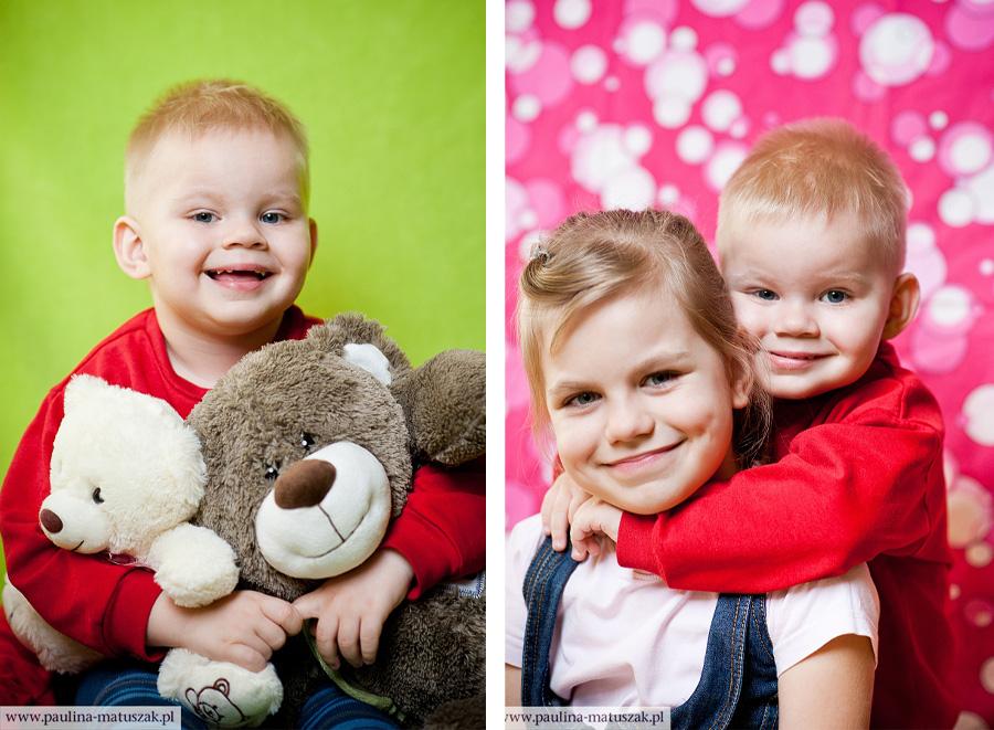 Sesja dziecięca rodzeństwo